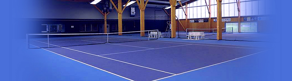 Tennis club Raon l'Etape - courts couverts