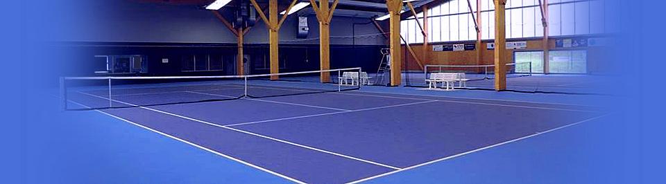 Tennis club Raon l'Etape - courts couverts